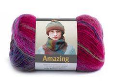 Amazing Yarn from Lion Brand Yarn