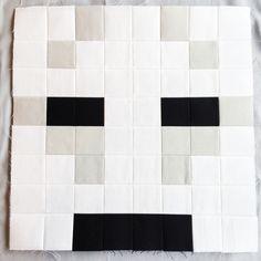 Name: 'Quilting : Minecraft Quilt Block - Ghast Minecraft Blanket, Minecraft Pattern, Minecraft Blocks, Minecraft Room, Minecraft Stuff, Minecraft Party, Minecraft Banners, Minecraft Ideas, Pattern Blocks