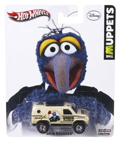 Hot Wheels | Muppets | Gonzo