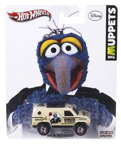 Hot Wheels | Muppets | Gonzo