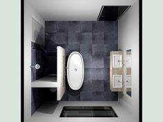 Mooie indeling van badkamer | bathroom | Pinterest | Bathroom ...