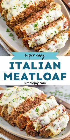 Italian Meals, Italian Cooking, Italian Dishes, Italian Recipes, Easter Recipes, Apple Recipes, Pork Recipes, Recipe Ideas, Great Recipes
