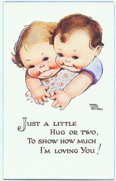 Illustration de Mabel Lucie Attwell