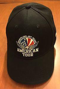 ☀NEW☀AUTHENTIC BREITLING JET TEAM☀AMERICAN TOUR VIP HAT CAP 2016 USA FLAG  | eBay