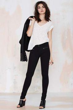Cheap Monday Prime Skinny Jeans