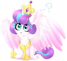 Princess Flurry Heart by Starlet8228