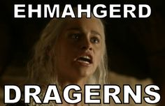 """I don't usually like most """"ehmahgerd"""" memes  . . .  but this is funny :)"""