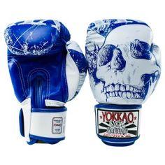 Premium Qualità in Pelle Guantoni Da Boxe sparring Punch Bag MMA il Muay Thai Treno
