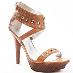 PLATFORM SANDLES AND HILLS | ... strap sandals from guess will perfect your every summer shoes guess