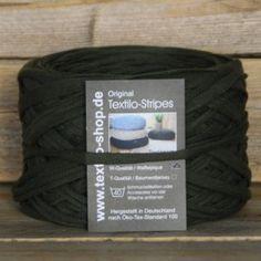 Textilgarn Textilo-Stripe Kaki Typ W