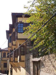 Kula, Evler&Sokaklar - Kula, Houses&Streets (Anemon Hote)........Kula,Manisa,Turkey