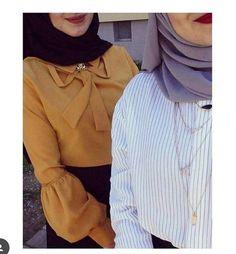 hijab and muslim image Cute Muslim Couples, Muslim Girls, Muslim Women, Arab Fashion, Islamic Fashion, Muslim Fashion, Cute Girl Poses, Girl Photo Poses, Girl Photos