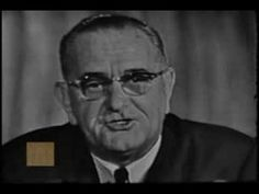 Lyndon Johnson on the Civil Rights Act of 1964