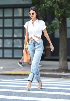 Victoria Justice Found the Perfect Way to Wear Jeans and Heels
