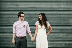 Heart these two!  #w101nashville #fromproposaltopromise #Bohowedding #everylastdetail