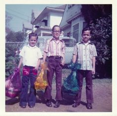Easter, 1960s....