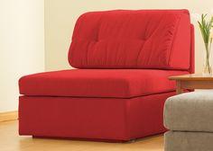 Verwandlungssessel Schlafsessel Sessel Rot 2542. Buy now at https://www.moebel-wohnbar.de/verwandlungssessel-schlafsessel-sessel-rot-2542.html