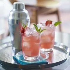Cocktail Mixers Romantic Funkin Raspberry Mojito Mixer 1 Litre Home & Garden
