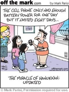 Modern day Chanukah miracle... The things I find on Pinterest haha.