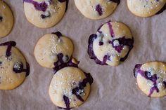 blueberry yogurt cookies