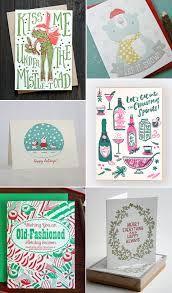 Image result for letterpress christmas cards