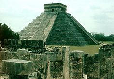 Spectacular examples of these monuments can still be seen at Chichén Itzá.