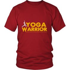 Yoga Warrior T-Shirt