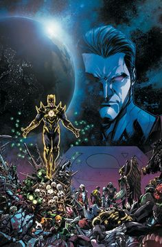 """Images for : """"Multiversity,"""" """"Superman Unchained"""" Feature in DC Comics' September 2014 Solicitations - Comic Book Resources"""
