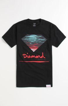 Mens Diamond Supply Co Tee - Diamond Supply Co Dealers T-Shirt DigitalThreads.co