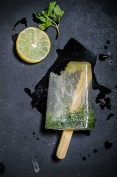 Masala Sugarcane and Mint Popsicle | Indian Kitchen