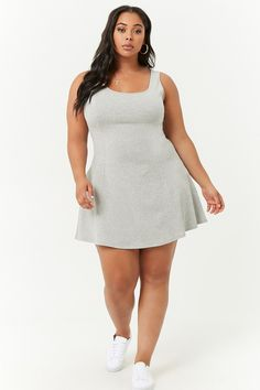 Shop dresses, tops, tees, leggings & more. Fashion Now, Plus Size Fashion, Plus Size Dresses, Plus Size Outfits, Curvy Dress, Full Figure Fashion, Plus Size Model, Curvy Outfits, Fit And Flare
