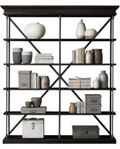 Bookcases say as much about you as the books you read. So which style to choose? An interior designer offers some suggestions.