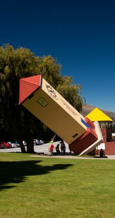Puzzling World - Queenstown NZ
