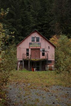 Abandoned Buildings by Elliot Oakes Abandoned Buildings, Abandoned Places, Story Inspiration, Small Towns, Beautiful Places, Scenery, Cottage, Exterior, House Styles