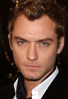 """Jude Law (1972 - ) (aka David Jude Heyworth Law) Actor - Nominated for Academy Award for """"The Talented Mr. Ripley"""