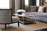 Marlene Dennis Design | Elm St | Bethesda, MD    #livingroom #livingroominspo #modernlivingroom #livingroomdesign #greylivingroom #moderndesign #modernhome
