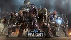 Battle for Azeroth The Horde
