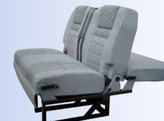 RIB SEAT SCOPEMA | Reimo Roof | VW T5 Camper Van Conversions
