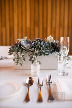 Place Setting | Brilliant Event Planning | Christian Oth Studios