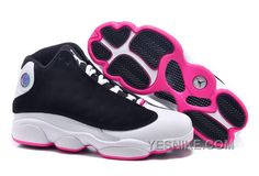 "new products 02121 86e0b Find Top Deals 2016 Girls Air Jordan 13 Retro ""Hyper Pink"" Black Hyper  Pink-White For Sale PDcpXA online or in Yeezyboost. Shop Top Brands and the  latest ..."
