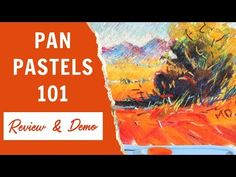 Pan Pastels for Beginners (Plus Pastel Painting Demo) What Is Pan, Mixing Paint Colors, Artist Materials, Popular Artists, Painting Lessons, Rembrandt, Artist At Work, Van Gogh, Soft Pastels