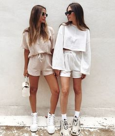 Cute Lounge Outfits, Cute Outfits With Shorts, Cute Lazy Outfits, Sporty Outfits, Outfits For Teens, Summer Outfits, Fashion Outfits, Cute Sweatpants Outfit, Sabo Skirt