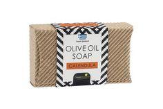Mini welle 85gr.Greek Horizons Quality products Olive Oil Soap, Calendula, Mini, Waves