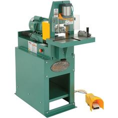 Shop our G4185 - Horizontal Boring Machine at Grizzly.com