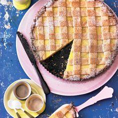 Crostata al Limone, Zitronentarte   BRIGITTE.de