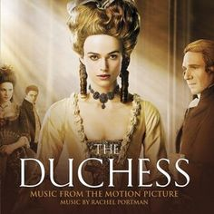 Original Motion Picture Soundtrack (OST) from the movie The Duchess. Music composed by Rachel Portman. The Duchess Soundtrack #TheDuchess #RachelPortman #tracklistost #soundtrack #tracklist http://soundtracktracklist.com/release/the-duchess-soundtrack/