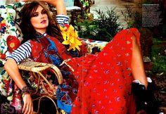 Keira Begins Again | Glamour US July 2014 | Keira Knightley by Tom Munro