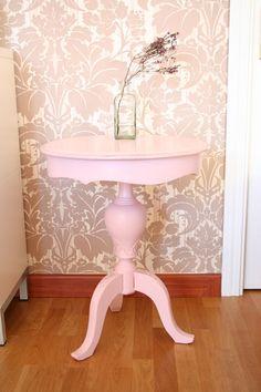 El bazar VINTAGE + CHIC: lámparas, muebles y objetos decorativos 100% vintage!