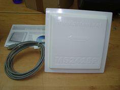 MS2415Pusb-v12 Outdoor 40degBeam USB 15dBi+20dBm 150Mbps Long Range WiFi Antenna #Anteninet