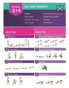 28 best bbg 10 images on pinterest exercise routines kayla bbg weeks 24 friday fandeluxe Choice Image